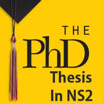 Defending doctoral dissertation